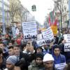 Votivkirche refugees end hunger strike