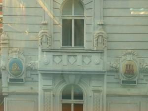 Mali Lošinj i Muggia na istoj zgradi