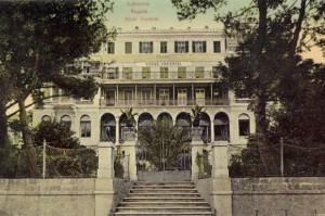 Prvi moderni hotel u Dubrovniku otvoren je za vrijeme Austro-Ugarske